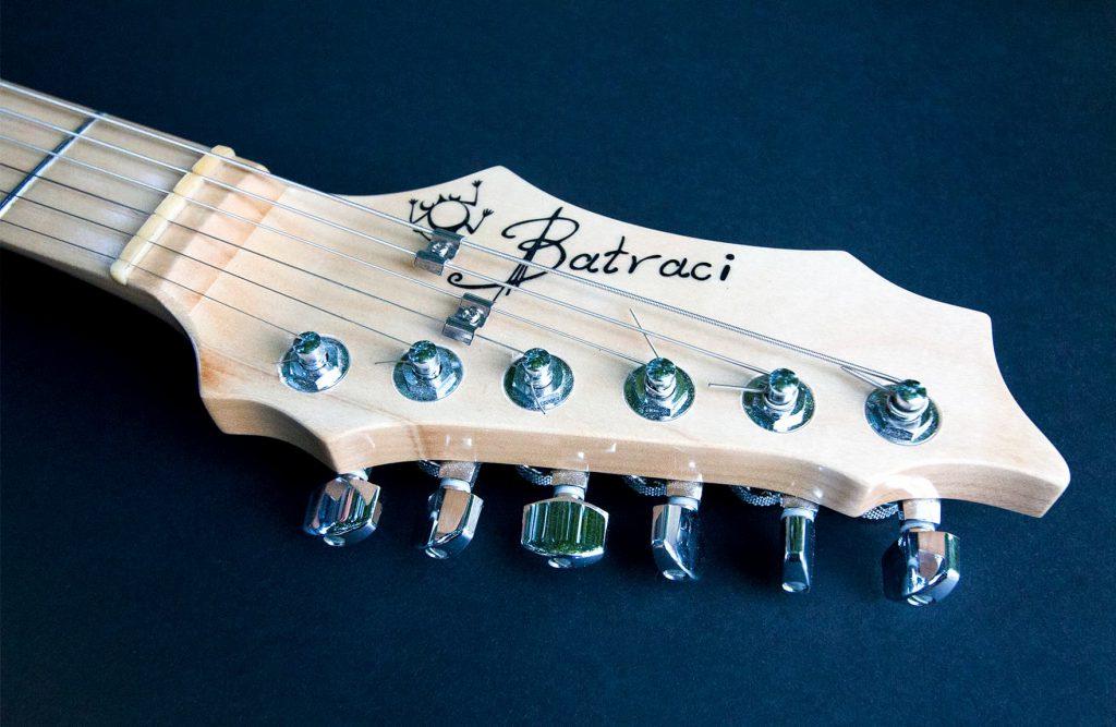 Handmade electric Guitars